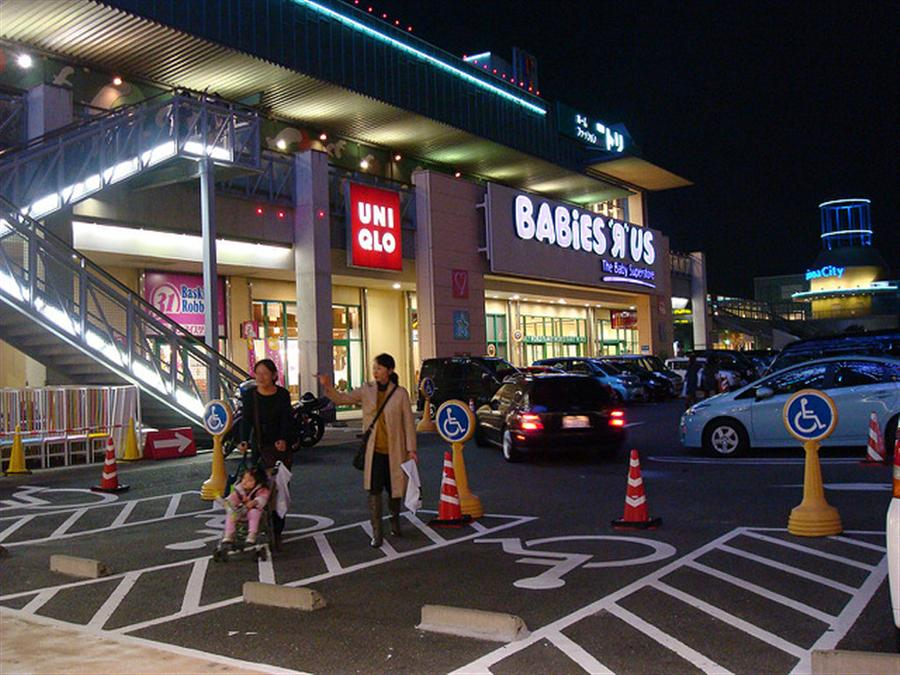 福岡Marinoa City Outlet