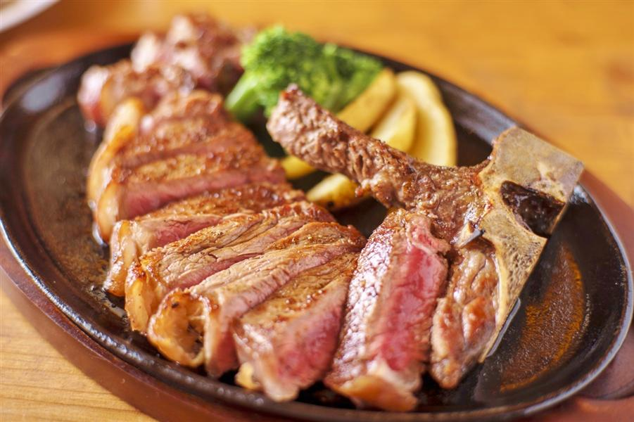 JUMBO STEAK HAN'S美濱店