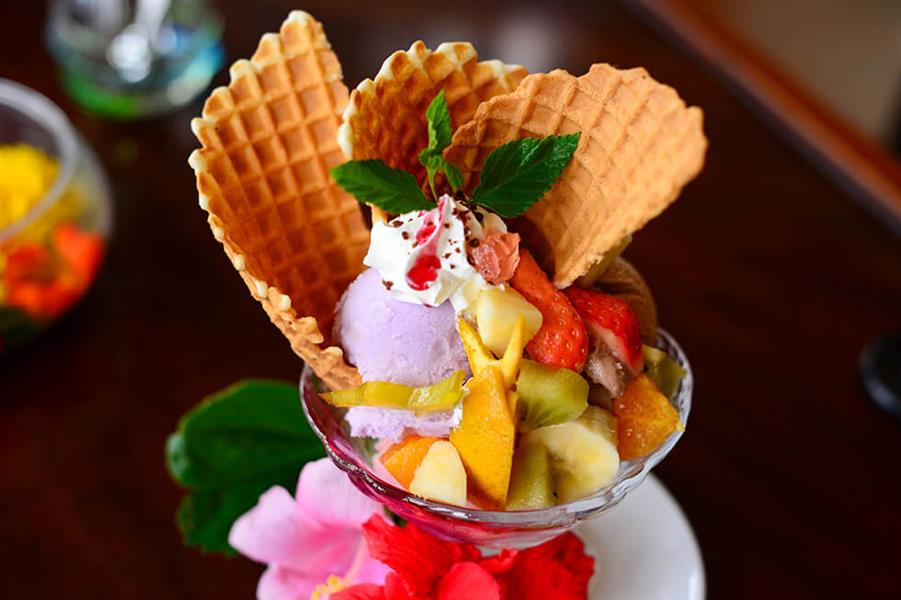 Ice Cream Cafe ARK