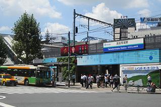 高田 馬場 駅