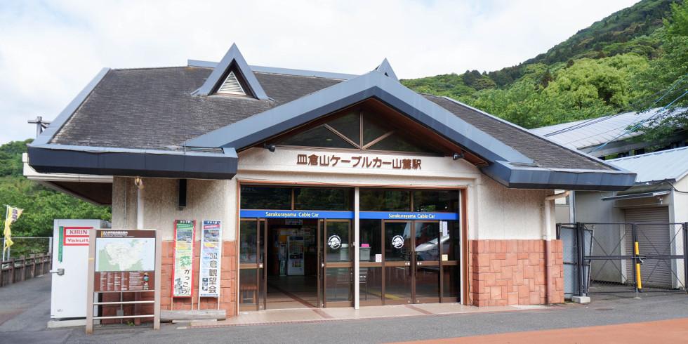 倉山 カー 皿 ケーブル