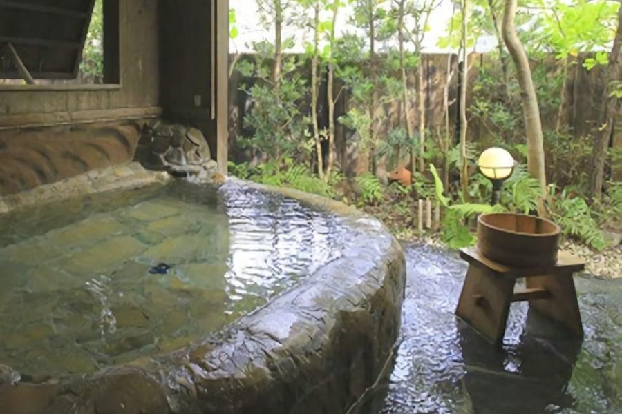 風呂 家族 古湯 温泉